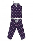 2pc SET – NAVY BOW $15