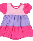 BABY DOLL DRESS – RAINBOW $15