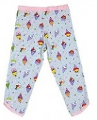 LEGGING – BLUE ICECREAM $5