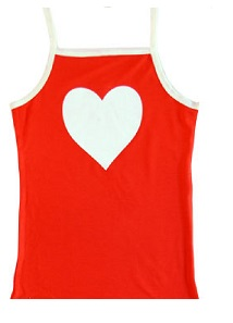 CAMI – RED HEART Last One 2-3 $5